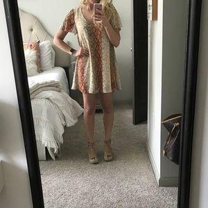 Show Me Your Mumu Paisley Kylie Mini Dress